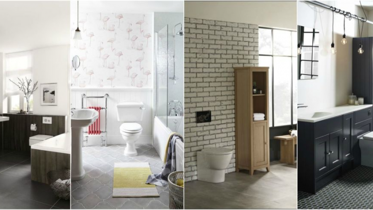 Design Ideas to Revitalise your Bathroom Space