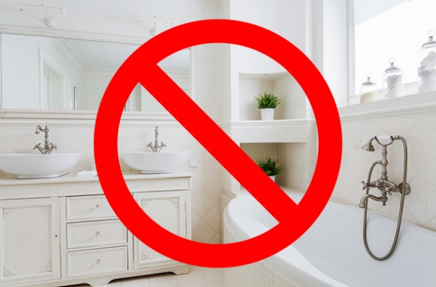 12 Items you should avoid storing in the bathroom